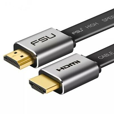 Cable HDMI 2.0 4K Profesional ULTRA HD 2160p 4K@60Hz 3D 1 M