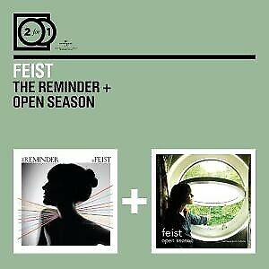 2 For 1: The Reminder/Let It Die - FEIST [2x CD]