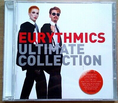 EURYTHMICS - Ultimate Collection (CD, compilation, 2005) Greatest Hits