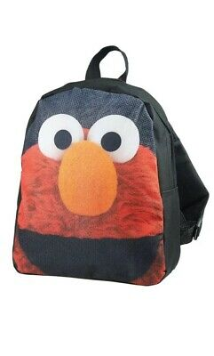 Sesame Street Elmo Toddler Mini Backpack Collection New! FAST SHIPPING!