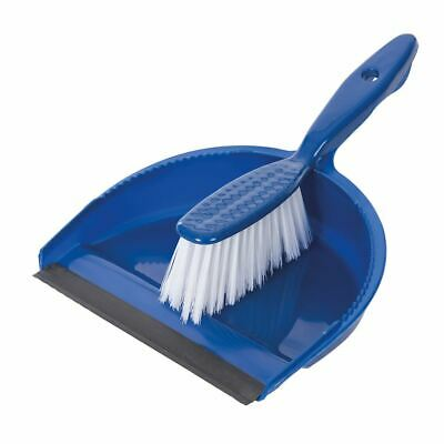 Task Dustpan & Brush Set Display Box 24pk 280 x 220mm 902240