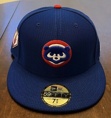 4d8c58d5 CHICAGO CUBS NEW Era MLB 2019 Spring Training 59Fifty,Fitted,Cap,Hat ...