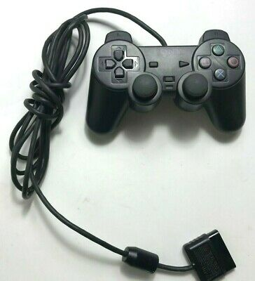 Sony PlayStation 2 PS2 DualShock 2 Controller Official Genuine OEM *CLEANED