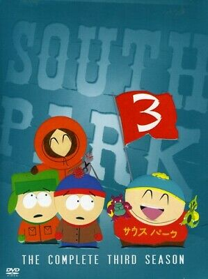 South Park: The Complete Third Season [3 Discs] (DVD Used Very Good)
