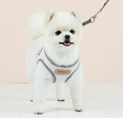 Puppy's Fresh Harness Pet dog adjustable cotton 100%_Made in Korea