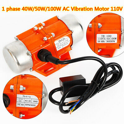 Vibrator Motor Electric Motor Vibration Motor Block Adjustable Imported Bearings