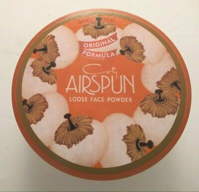COTY Airspun Loose Face Powder 41 Translucent Extra Coverage - 2.3oz