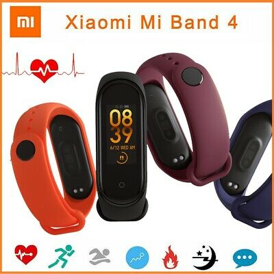 Xiaomi Mi band 4 Smartband Bluetooth 5.0 AMOLED Sport Smartwatch Fitness Tracker