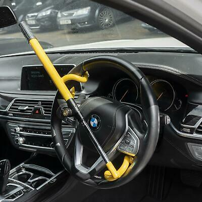 Car Double Claw Anti Theft Strong High Security Steering Wheel Lock for BMW