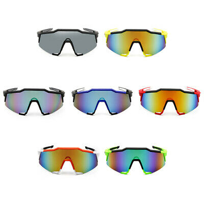Unisex Cycling Glasses Mountain Bike Goggles Bicycle Sport Sunglasses MTB LuGuo