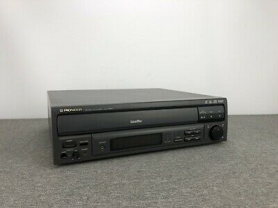 Pioneer CLD-V2600 CD CDV Laserdisc Player