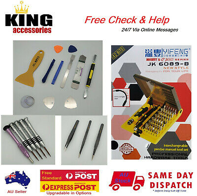 Quality PC Laptop Phone Opening Repair Tools, Precise Magnetic Screw Driver Kit