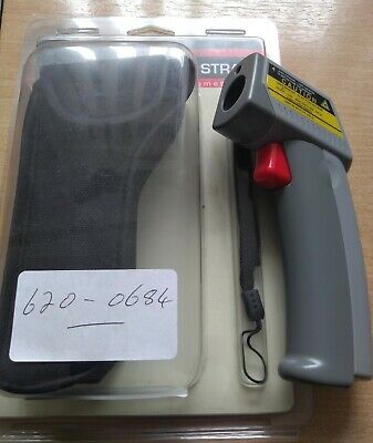 Infrared Thermometer Inc. Carry Case.