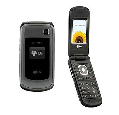 Lg Madison Gb255 Flip Unlocked Hspa Cell Phone Fido Rogers Telus Bell Koodo+++