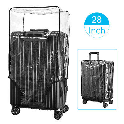 Transparent Clear Lugguage Suitcase Protector Waterproof PVC Cover 28'' HS1300