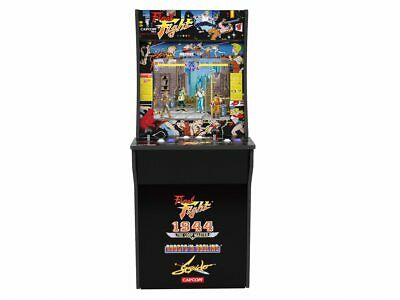 Final Fight Arcade Machine, Arcade1UP, 4ft