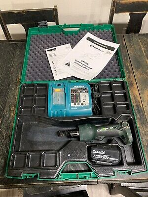 Greenlee Gator ETS8L 18v Battery With Charger