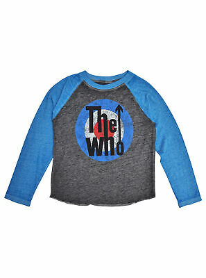 Baby Toddler The Who Long Sleeve T-Shirt Rock Band