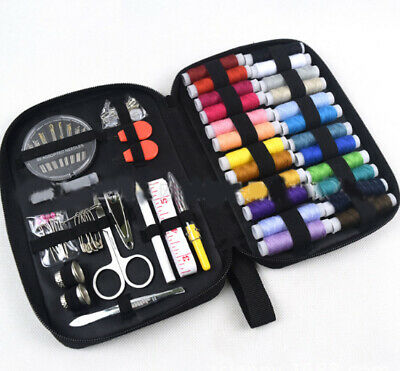 New Portable Sewing Kit Home Sewing Kit Travel Sewing Tools Set Of 90 Pieces