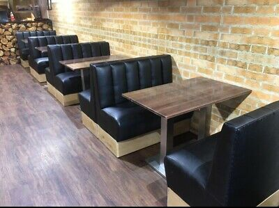 Fitted Banquette Seating, Cheste, Booth, Restaurant, Bespoke, £65 Per Foot