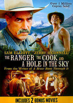 The Ranger the Cook and a Hole in the Sky DVD, O'Connell, Jerry,Elliott, Sam,