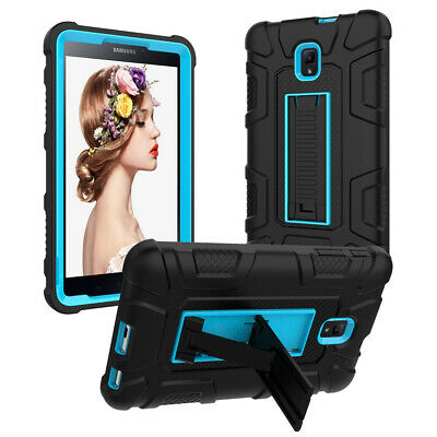 For Samsung Galaxy Tab T550 T380 T350 T280 T810 T377 Silicone Stand Case Cover