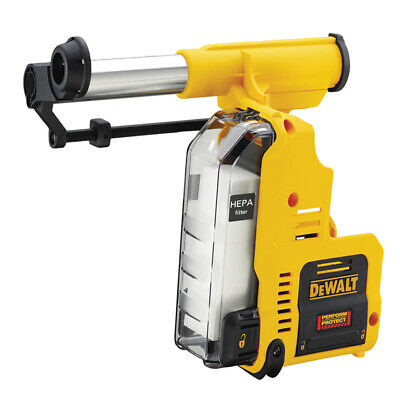 Dewalt D25303DH 18V Cordless Dust Extraction System Body Only