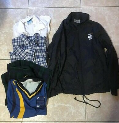 School Uniform ( The Lot) - Girl Size 8 St. Luke's Wantirna