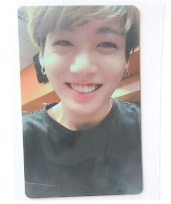 BTS JUNGKOOK Photocard Only WORLD TOUR LOVE YOURSELF in New York Official Goods