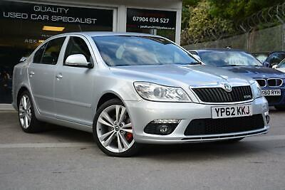 Skoda Octavia 2.0 TFSI ( 200bhp ) vRS 1 owner from new 38,700 miles 5 services