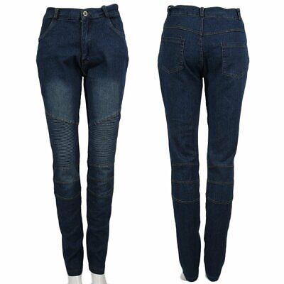 Ladies Women's Jeans Stretch Faded Ripped Slim Fit Skinny Denim Tight Cotton AY
