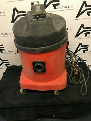 Numatic Industrial Hoover, 110V Lead