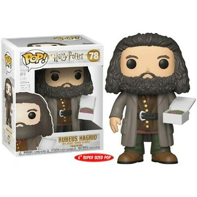 Pop! Harry Potter - Rubeus Hagrid With Cake