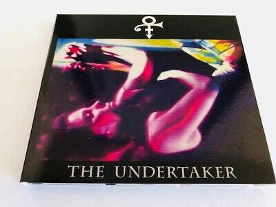 "Prince ""The Undertaker"" Cd & Dvd Remastered Digipak"
