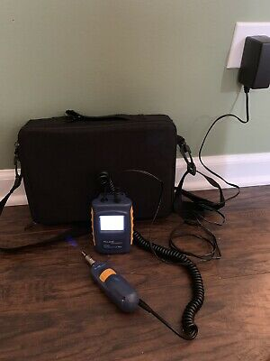 Fluke Networks FT500 FiberInspector Mini Fiber Microscope with Case