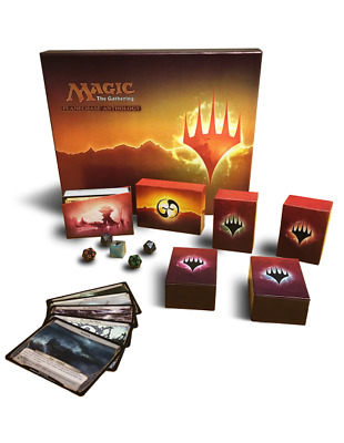 Magic Planechase Anthology (English)