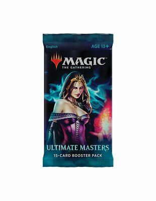 Magic Ultimate Masters Booster Pack (English)