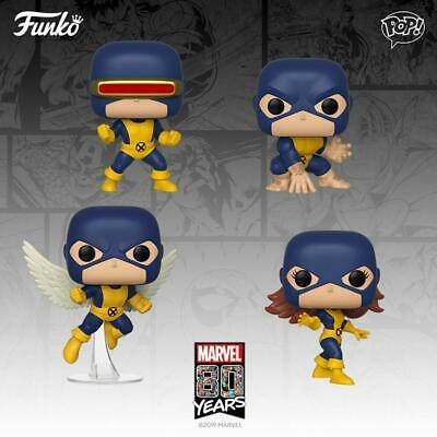 Marvel X-Men 80th First Appearance Funko Pops. PRE-ORDER