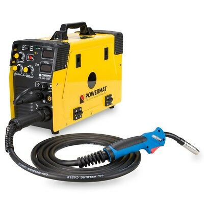 PM-IMG-220T MIG MAG FCAW ARC MMA inverter inverted welder 220A 220amp POWERMAT