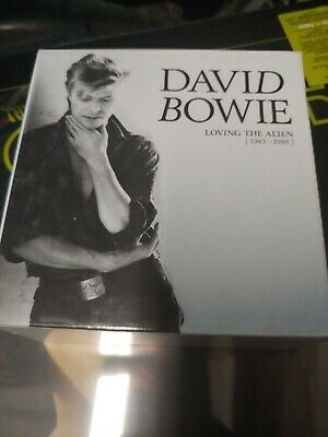"David Bowie ""Loving The Alien (1983-1988)"" 11xCD Box Set Collection"