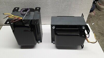 Pair SE output transformers, for 300B
