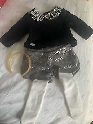 American Girl TRULY ME SPARKLE SPOTLIGHT OUTFIT Dolls Clothes