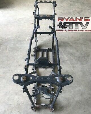 2000 Yamaha Grizzly 600 4x4 Frame