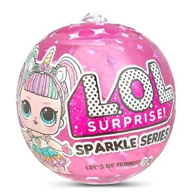 LOL Surprise Sparkle Series Doll NEW UK Genuine IN HAND