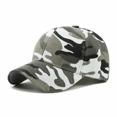 Men Camouflage Printing Fishing Caps Hunter Outdoor Camo Casquette Hat Climbing