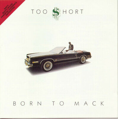 Too Short - Born To Mack (CD Used Very Good) Explicit Version