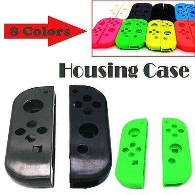 Plastic Housing Shell Protect Case Replace Part for NS Switch Joy-Con Controller