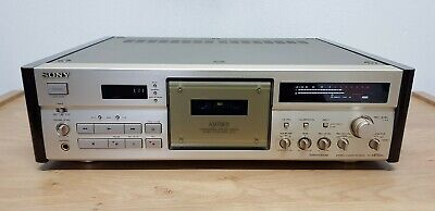 Sony TC-K970ES Gold Supreme High-End Stereo Cassette Deck *NEAR MINT CONDITION*
