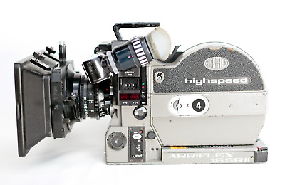 ARRI ARRIFLEX 435ES w/ CEI Color IV Video Assist - 400' Magazines FV