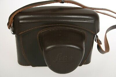 LEICA M3, M2 Brown Leather Ever Ready Case v/Good Vintage Condition Unused?